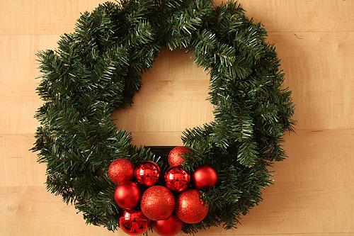 Cl sico adorno navide o para puerta for Adorno navidad puerta entrada