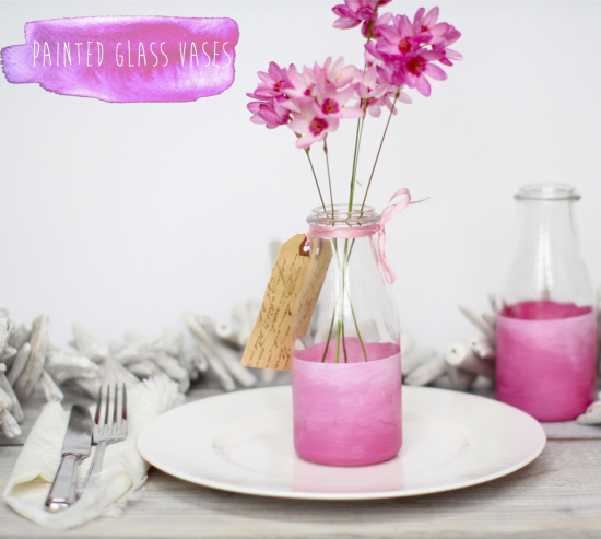 painted-diy-bottle-vases